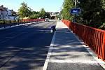 Most do Hájů prošel rekonstrukcí.