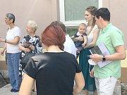 Jednasedmdesátý babybox v České republice a čtvrtý v kraji byl ve čtvrtek slavnostně otevřen v Mariánských Lázních.