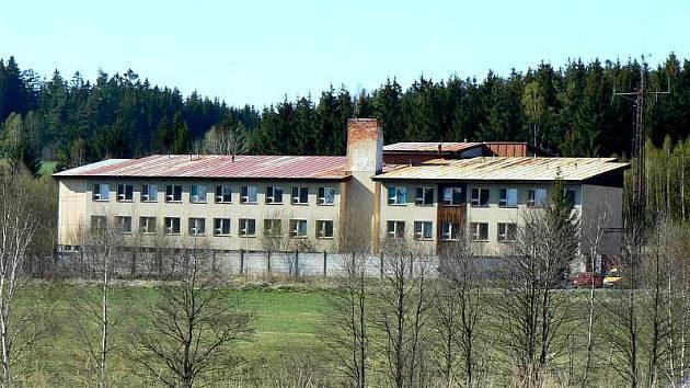 BÝVALÁ ROTA u Pastvin na Ašsku. Zakázané místo se v dohledné budoucnosti stane místem pro turismus.
