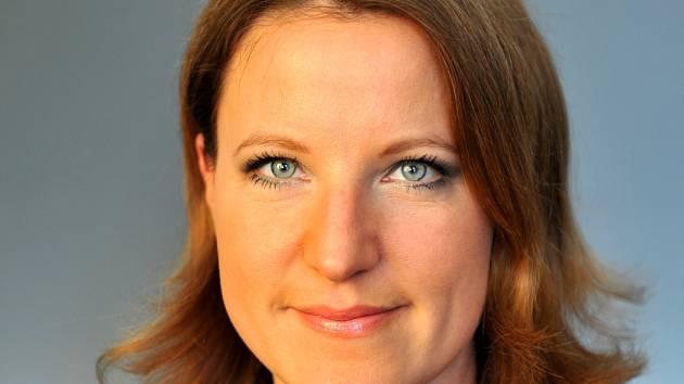 Karolína Peake, místopředsedkyne vlády České republiky
