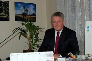 Starosta Mariánských Lázní Zdeněk Král