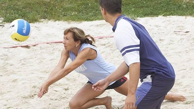 Beachvolejbalový turnaj Fitforum Cup 2008