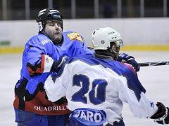 Hokejové utkání HC Cheb 2001-HC Stadion Cheb