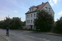 UBYTOVNA se nachází v chebské Vrázově ulici.
