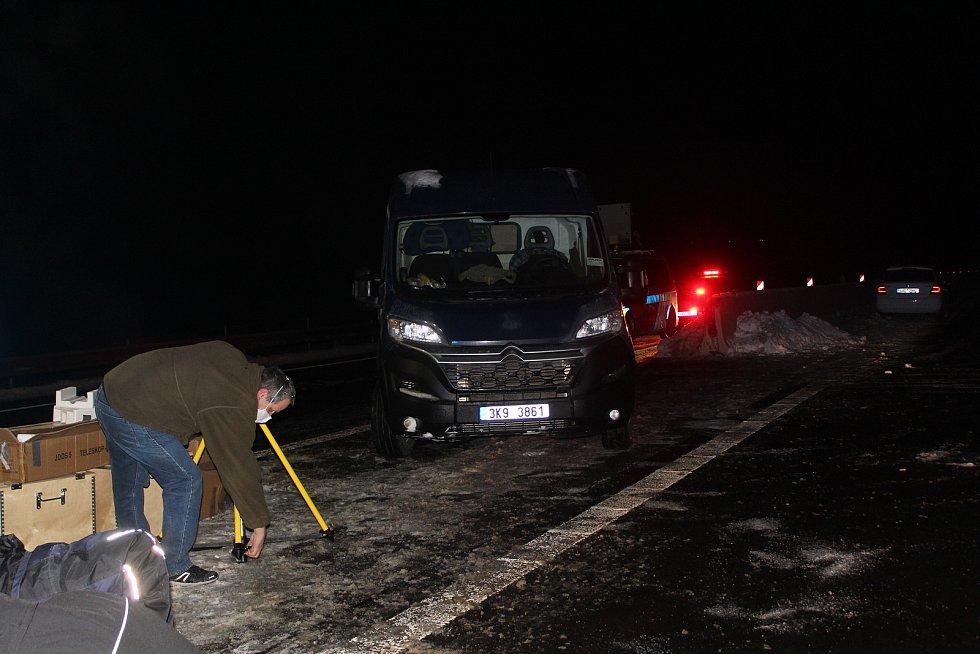 Kontroly na hranicích okresů Cheb a Sokolov.