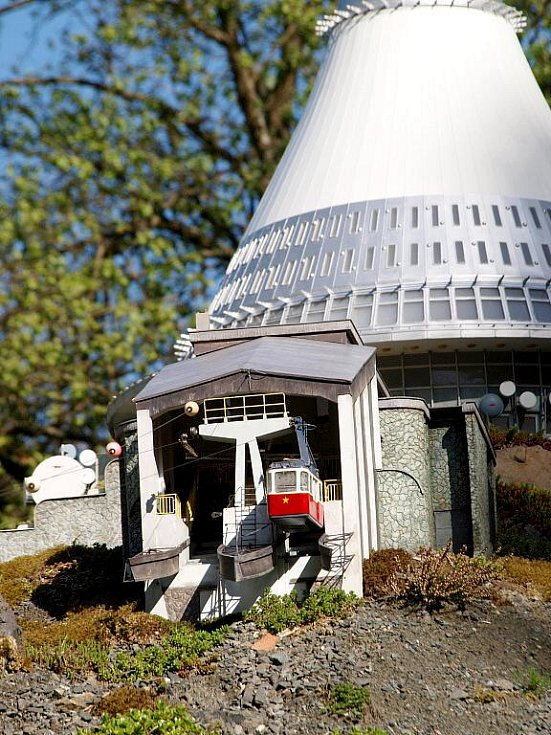 Park s miniaturami památek České republiky se pro veřejnost otevřel 19. června 1999 a jeho tvůrcem je Radek Míka. Zpřístupnění parku však předcházelo pět let práce, pět let, kdy se ho lidé ptali, zda to myslí vážně.