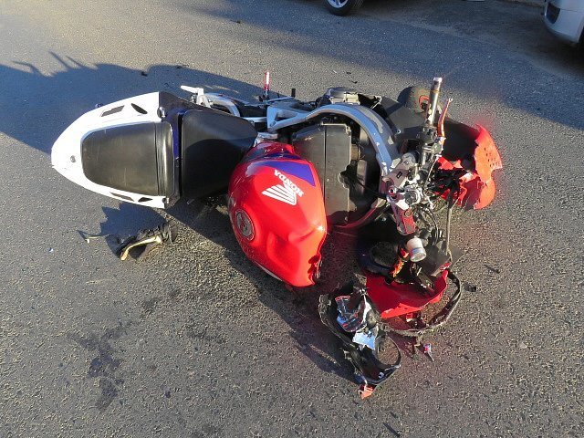 Tragická dopravní nehoda v Jungmannově ulici v Chebu.