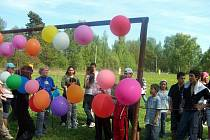 Občanské sdružení Rokršti v Chebu uspořádalo pro romskou komunitu akci s názvem Hledání zatoulané čarodějnice.
