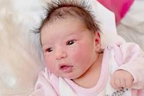 DANIELA ZVÁŘALOVÁ přišla na svět v sobotu 17. listopadu ve 23.15 hodin. Při narození vážila 3 090 gramů a měřila 49 centimetrů. Z malé Danielky se v Aši radují doma sourozenci David, Vanesa a Karolína a Patrik, maminka Radka s tatínkem Davidem.