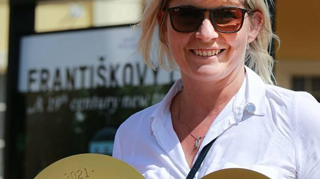 Jitka Ettler Štěpánková, site manager ve Městě Františkovy Lázně.