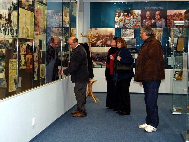Nová expozice ve františkolázeňském muzeu