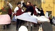 Poslední dny patřily v Mariánských Lázních 13. ročníku mezinárodního folklorního festivalu Mariánský podzim.