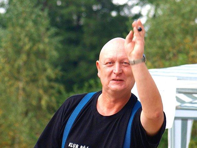 Chebská Krajinka o víkendu patřila profesionálnímu kuličkovému turnaji.