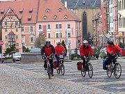 Chebská radnice chce postavit další část cyklostezky, která povede po staré nevyužívané železniční trati z Chebu do Slapan