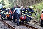 Po tragické nehodě dvou vlaků u Perninku mají lidé v Karlovarském kraji strach jet vlakem.