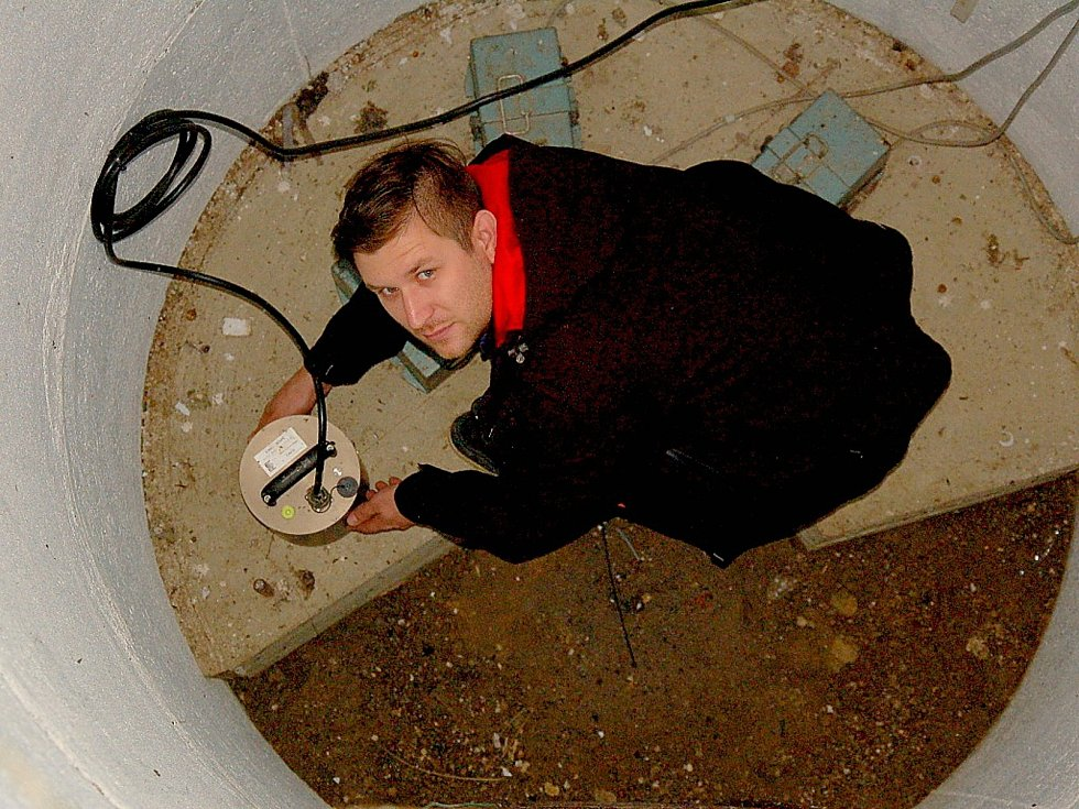 SEISMOMETRY pod celým chebským regionem monitorují všechna přicházející zemětřesení.