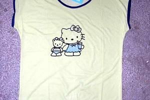 Při kontrole ve středu 11. března našli pracovníci chebského celního úřadu v kontejneru 2270 kusů pyžam, která porušovala ochranou známku Hello Kitty.