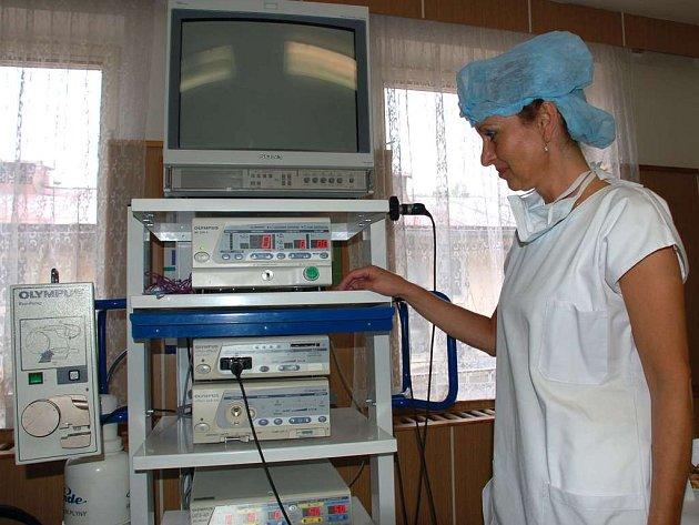 Práci lékařů mariánskolázeňské nemocnice usnadňuje moderní technika