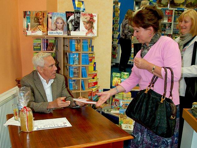 Lékař Pavel Pafko navštívil Cheb.