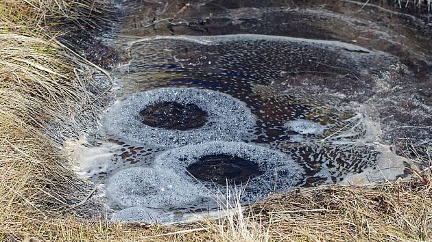 Sirňák je chráněná přírodní památka a byla vyhlášena v roce 1986 na SV úpatí Podhorního vrchu asi 7 kilometrů východně od Mariánských Lázní.