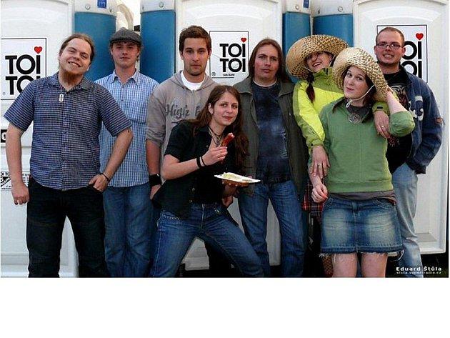 Mariánskolázeňská kapela Grande Tete