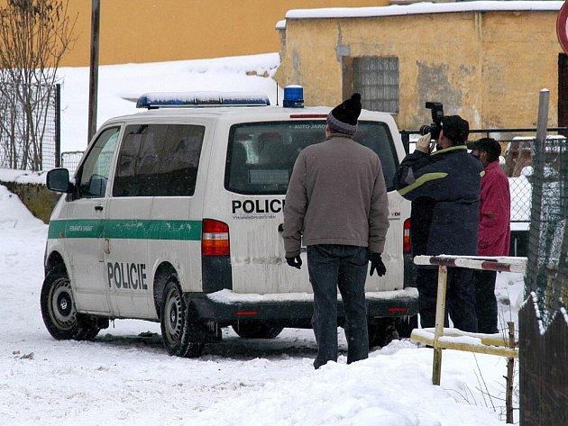 Mrtvá žena v Hazlově je záhadou i pro místní.