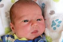 ANTONÍN KVASNIČKA si poprvé prohlédl svět v úterý 18. prosince v 3.39 hodin. Při narození vážil 3 070 gramů. Doma v Plesné se z malého Toníčka těší Bráška Friderik spolu s maminkou Alenou a tatínkem Vítem.