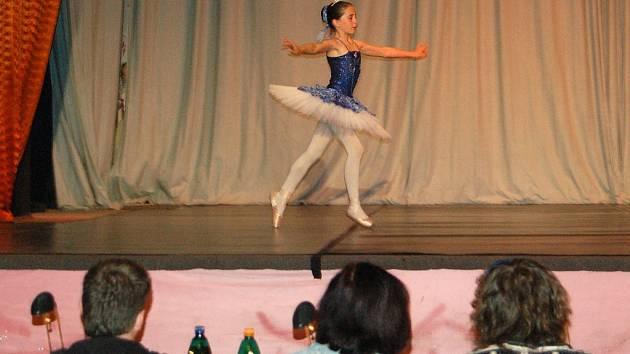 Baletní taneční soutěž Ašský střevíček se konal již poosmé