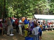Tradiční Hraniční slavnosti v Lubech u Chebu