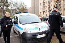 STRÁŽNÍCI chebské městské policie neřeší jen dopravní přestupky, v jejich rukách často končí i výtržníci či vandalové.