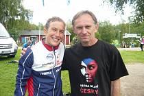Nejúspěšnější závodnice v orientační historii Simone Niggli ze Švýcarska a Josef Milota z Mariánských Lázní.