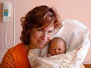 Anička Šišková (3,42 kg, 48 cm) se narodila 23. září ve 2.04 hodin ve FN v Plzni Petře a Martinovi z Pomezí nad Ohří. Je nejen prvním dítětem svých rodičů, ale i prvním vnoučetem prarodičů z obou stran. Všichni se na malou už moc těší.