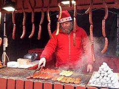 Chebské Vánoční trhy.