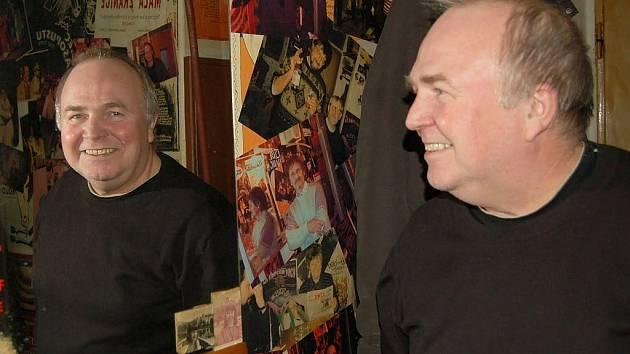 HEREC PAVEL MAREK (na snímku) už v chebském divadle účinkuje 33 let.