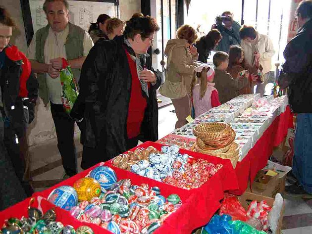 Stovky lidí návštívily velikonoční program chebského muzea