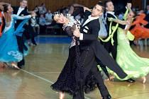 Mezinárodní taneční soutěž Grand Prix Cheb 2015.