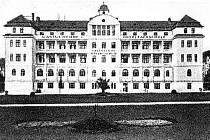Hotelová škola.