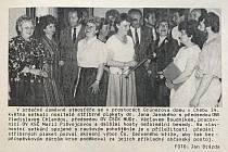 Chebský Hraničář, který vyšel 30. května 1989.