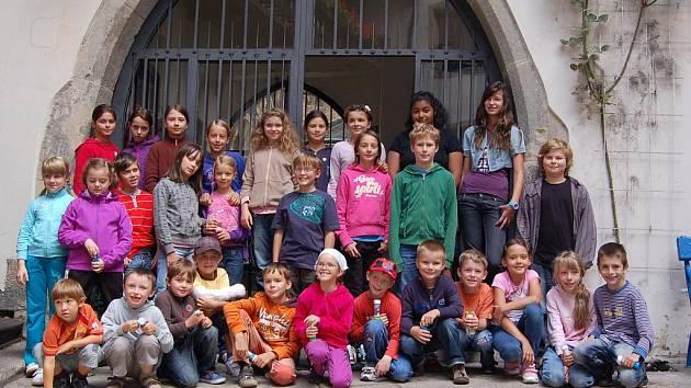 Posledního turnusu se v chebském muzeu zúčastnilo třicet kluků a holek.