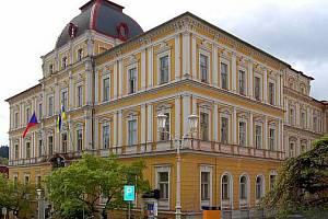 Radnice v Mariánských Lázních (ilustrační foto).