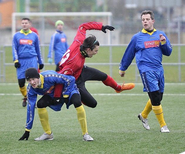 Hvězda Cheb v derby porazila FC Cheb