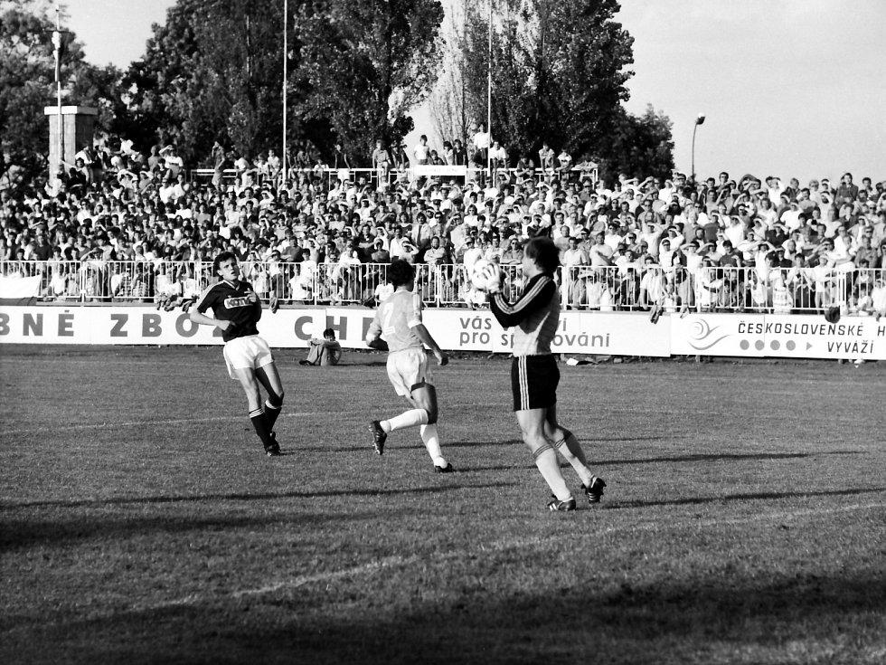 1987: RH Cheb  - Sparta ČKD Praha