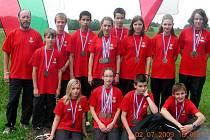 V okolí historického města Telče se konalo v pořadí již 10. mistrovství Evropy žáků do 15ti let v rádiovém orientačním běhu a vidět byli čeští reprezentanti, včetně chebské Anny Oplové.