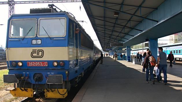 NEJEN nástupiště na chebském vlakovém nádraží se dočkají rekonstrukce. Náklady dosáhnou 550 milionů korun.