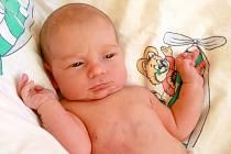 Jeremiáš Morkes si poprvé prohlédl svět v neděli 3. února ve 20 hodin. při narození vážil 3 210 gramů. Z malého Jeremiáška se těší doma v Plesné sourozenci Alex, Sedrik a Seth, maminka Kristýna a tatínek Jiří.