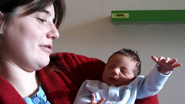 ADÉLA PŘENOSILOVÁ přišla na svět v pátek 22. ledna ve 3.55 hodin. Vážila 2430 gramů a měřila 47 centimetrů. Doma v Aši se z malé Adélky raduje maminka Katarína spolu s tatínkem Jaroslavem.