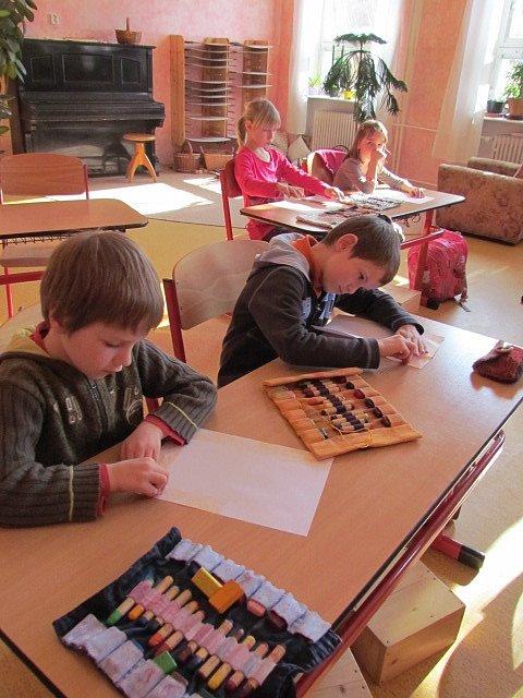 WALDORFSKÁ ŠKOLA Wlaštovka funguje v regionu například už v Karlových Varech.