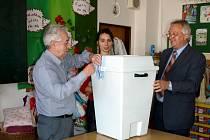 Volební dění na Chebsku v sobotu 25. října