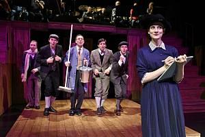 Západočeské divadlo v Chebu opět nabídne tradiční přehlídku s názvem Divadlo jednoho herce. Ilustrační foto