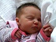 HEIDI RIMANOVSKÁ přišla na svět v pondělí 25. ledna v 16.45 hodin. Vážila 3150 gramů a měřila 49 centimetrů.Doma ve Skalné se z malé dcerky raduje maminka Martina a tatínek Oldřich.